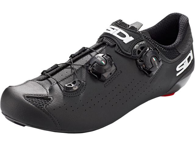 Sidi Genius 10 Chaussures Homme, black/black